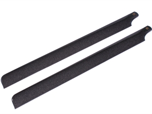 Century UK Genius 450 Black Fibre Glass Blades 325mm